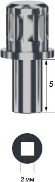 Имплантоввод для имплантатов Solo и SoloPlus